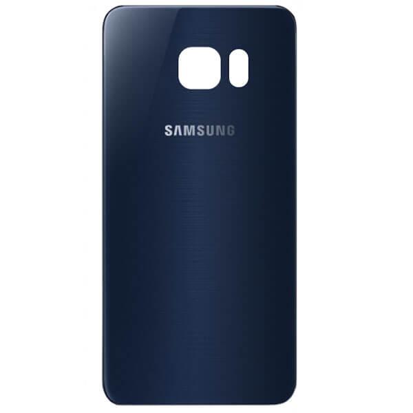 درب پشت گوشی سامسونگ SAMSUNG G928 / S6 EDGE PLUS اورجینال سرمه ای