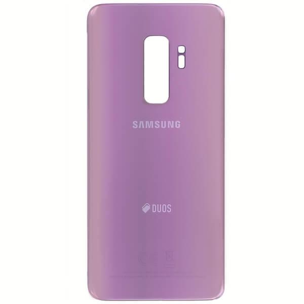 درب پشت گوشی سامسونگ SAMSUNG G965 / S9 PLUS اورجینال بنفش