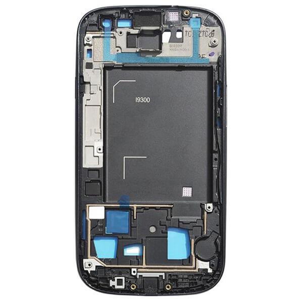 فریم ال سی دی سامسونگ SAMSUNG I9300 / S3 اورجینال خاکستری