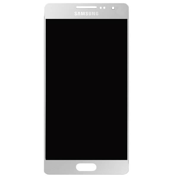 تاچ ال سی دی گوشی موبایل سامسونگ SAMSUNG GALAXY A300 / A3 2015 اورجینال گلس تعویض سفید