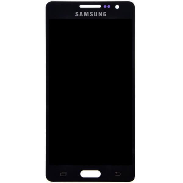 تاچ ال سی دی گوشی موبایل سامسونگ SAMSUNG GALAXY A300 / A3 2015 اورجینال گلس تعویض مشکی
