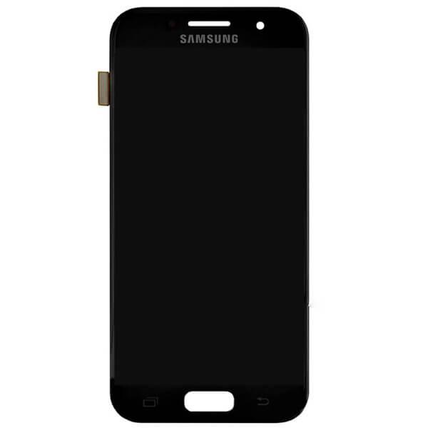 تاچ ال سی دی گوشی موبایل سامسونگ SAMSUNG GALAXY A320 / A3 2017 اورجینال شرکتی مشکی
