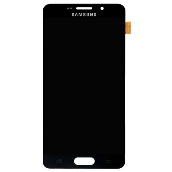تاچ ال سی دی گوشی موبایل سامسونگ SAMSUNG GALAXY A510 / A5 2016 اورجینال شرکتی مشکی