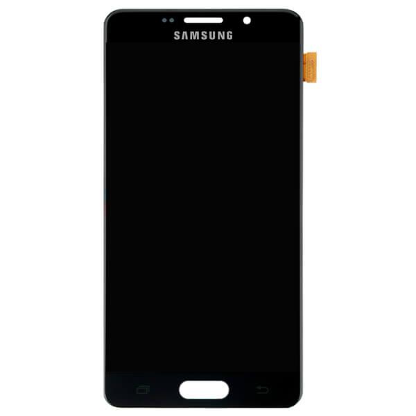 تاچ ال سی دی گوشی موبایل سامسونگ SAMSUNG GALAXY A510 / A5 2016 اورجینال گلس تعویض مشکی