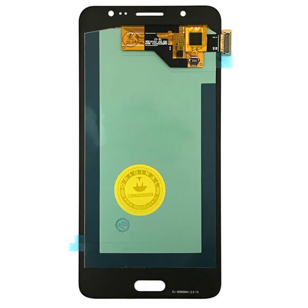 تاچ ال سی دی گوشی موبایل سامسونگ SAMSUNG GALAXY J510 / J5 2016 ساخت چین OLED طلایی