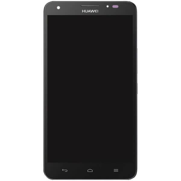تاچ ال سی دی گوشی موبایل هواوی HUAWEI HONOR 3X / G750 اورجینال با فریم مشکی