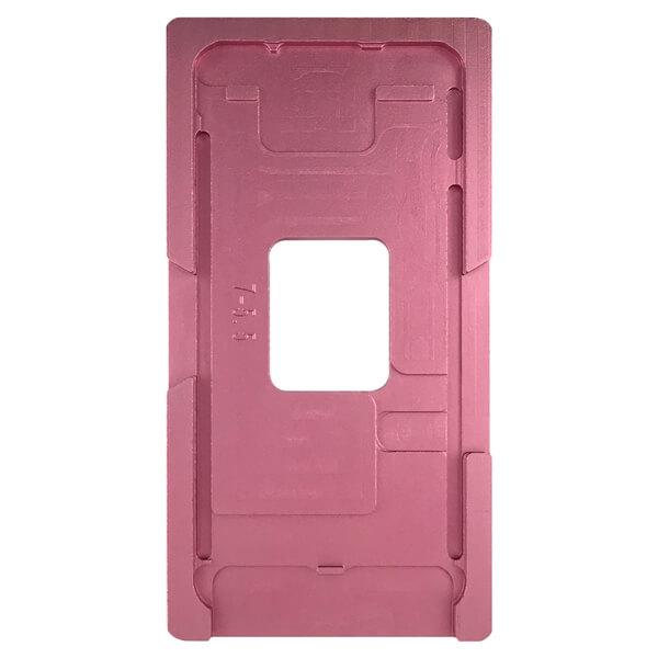 قالب فلزی نصب گلس تعمیراتی با فریم آیفون IPHONE 7 PLUS