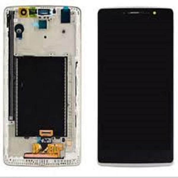 تاچ ال سی دی گوشی موبایل ال جی LG H540 / G4 STYLUS طلایی نقره ای