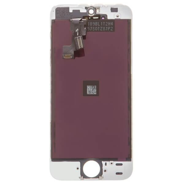 تاچ ال سی دی گوشی موبایل آیفون IPHONE 5S سفید مشکی