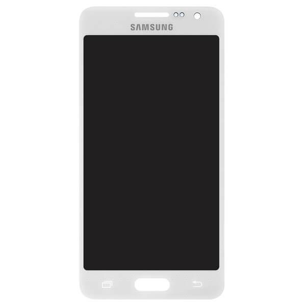 تاچ ال سی دی گوشی موبایل سامسونگ SAMSUNG GALAXY A300 / A3 2015 اورجینال شرکتی سفید