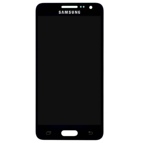 تاچ ال سی دی گوشی موبایل سامسونگ SAMSUNG GALAXY A300 / A3 2015 اورجینال شرکتی مشکی