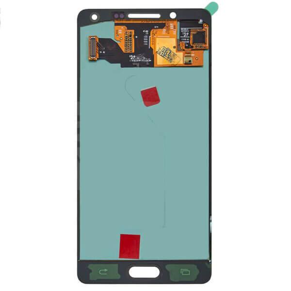 تاچ ال سی دی گوشی موبایل سامسونگ SAMSUNG GALAXY A500 / A5 2015 سفید مشکی طلایی نقره ای