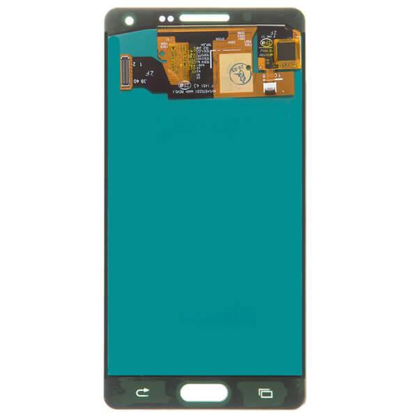 تاچ ال سی دی گوشی موبایل سامسونگ SAMSUNG GALAXY A500 / A5 2015 اورجینال گلس تعویض سفید