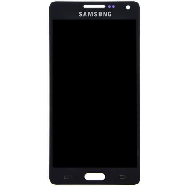 تاچ ال سی دی گوشی موبایل سامسونگ SAMSUNG GALAXY A500 / A5 2015 ساخت چین OLED مشکی