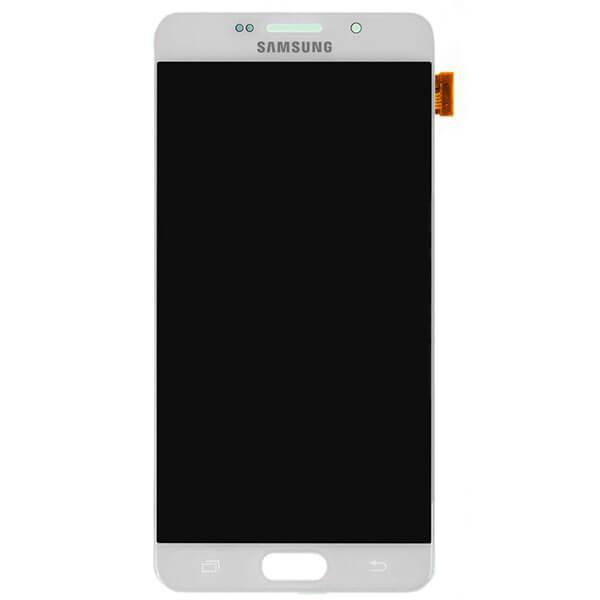 تاچ ال سی دی گوشی موبایل سامسونگ SAMSUNG GALAXY A710 / A7 2016 اورجینال شرکتی سفید
