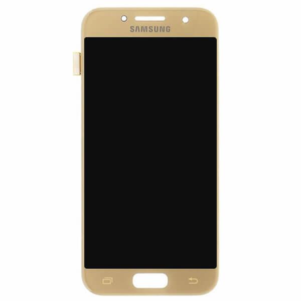 تاچ ال سی دی گوشی موبایل سامسونگ SAMSUNG GALAXY A710 / A7 2016 اورجینال شرکتی طلایی