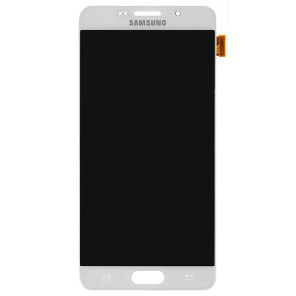 تاچ ال سی دی گوشی موبایل سامسونگ SAMSUNG GALAXY A710 / A7 2016 اورجینال گلس تعویض سفید
