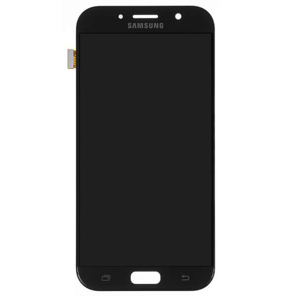 تاچ ال سی دی گوشی موبایل سامسونگ SAMSUNG GALAXY A720 / A7 2017 اورجینال گلس تعویض مشکی