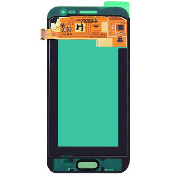 تاچ ال سی دی گوشی موبایل سامسونگ SAMSUNG GALAXY J200 / J2 2015 اورجینال طلایی