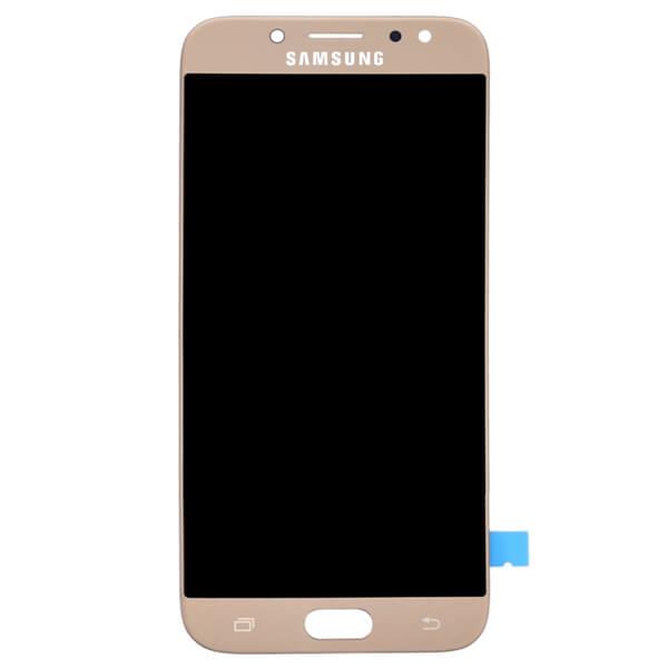 تاچ ال سی دی گوشی موبایل سامسونگ SAMSUNG J730 / J7 PRO 2017 اورجینال طلایی