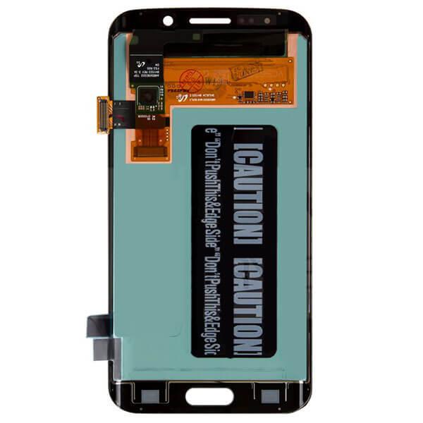 تاچ ال سی دی گوشی موبایل سامسونگ SAMSUNG GALAXY G925 / S6 EDGE اورجینال شرکتی سرمه ای