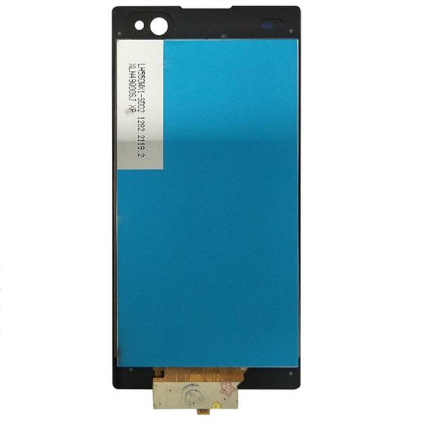 تاچ ال سی دی گوشی موبایل سونی SONY C3 سفید مشکی