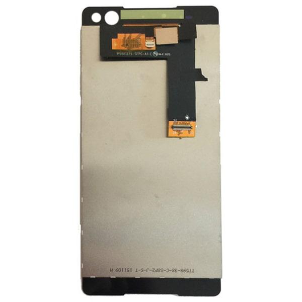 تاچ ال سی دی گوشی موبایل سونی SONY C5 سفید مشکی