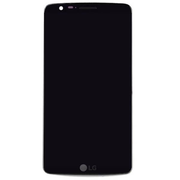 تاچ ال سی دی گوشی موبایل ال جی LG D690 / G3 STYLUS اورجینال با فریم مشکی