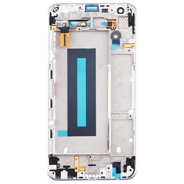 تاچ ال سی دی گوشی موبایل ال جی LG K580 / X CAM با فریم نقره آبی