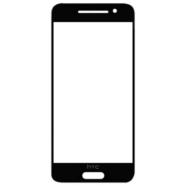 گلس تعمیراتی اچ تی سی HTC A9 اورجینال مشکی