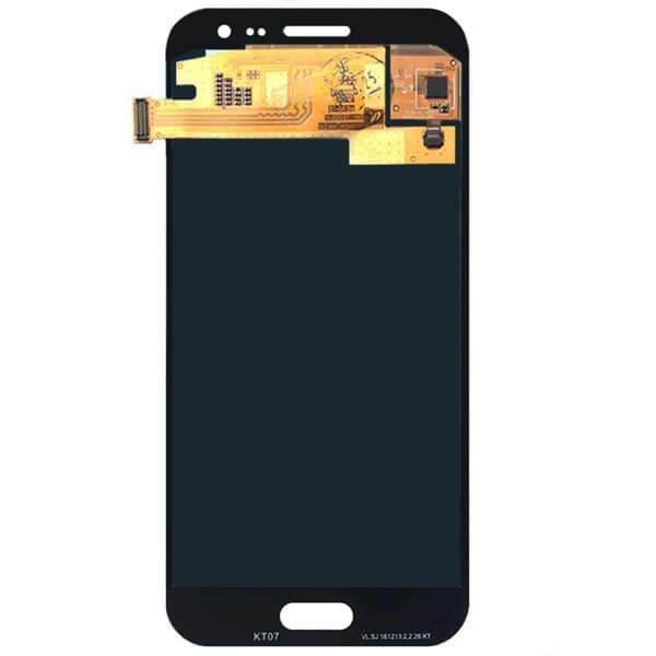 تاچ ال سی دی گوشی موبایل سامسونگ SAMSUNG GALAXY J200 / J2 2015 اورجینال گلس تعویض طلایی