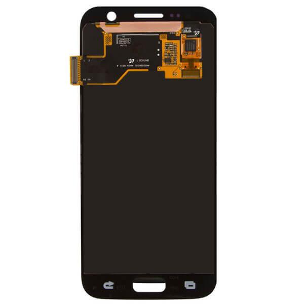 تاچ ال سی دی گوشی موبایل سامسونگ SAMSUNG GALAXY G930 / S7 اورجینال گلس تعویض طلایی