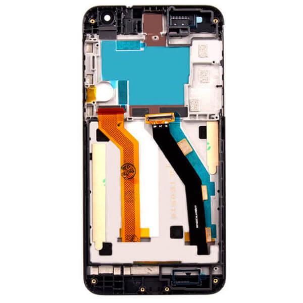 تاچ ال سی دی گوشی موبایل اچ تی سی HTC ONE E9 PLUS مشکی طلایی