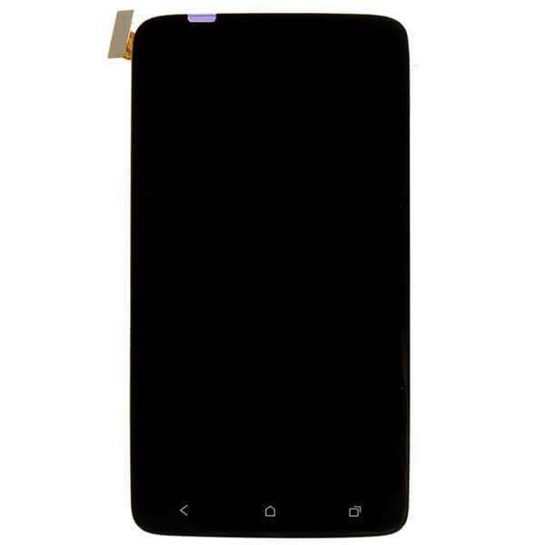 تاچ و ال سی دی گوشی اچ تی سی HTC ONE X اورجینال مشکی