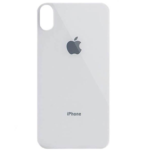 درب پشت گوشی آیفون IPHONE XS اورجینال سفيد