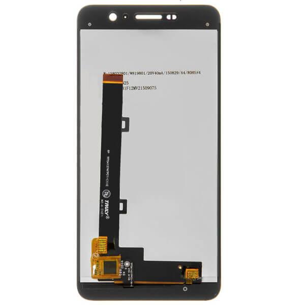 تاچ ال سی دی گوشی موبایل هواوی HUAWEI Y6 PRO اورجینال طلایی
