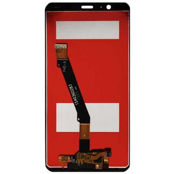 تاچ ال سی دی گوشی موبایل هواوی HUAWEI P SMART سفید مشکی طلایی
