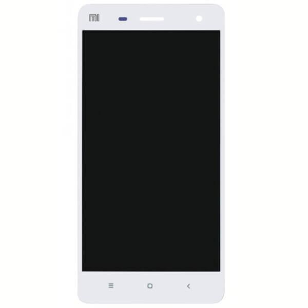 تاچ ال سی دی گوشی موبایل شیائومی XIAOMI MI 4 اورجینال سفید