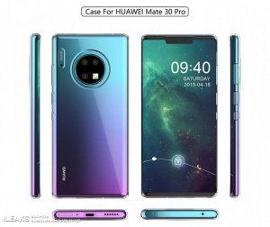 گوشی Huawei Mate 30 و Mate 30 Pro تراشهی Kirin 990 خواهند داشت