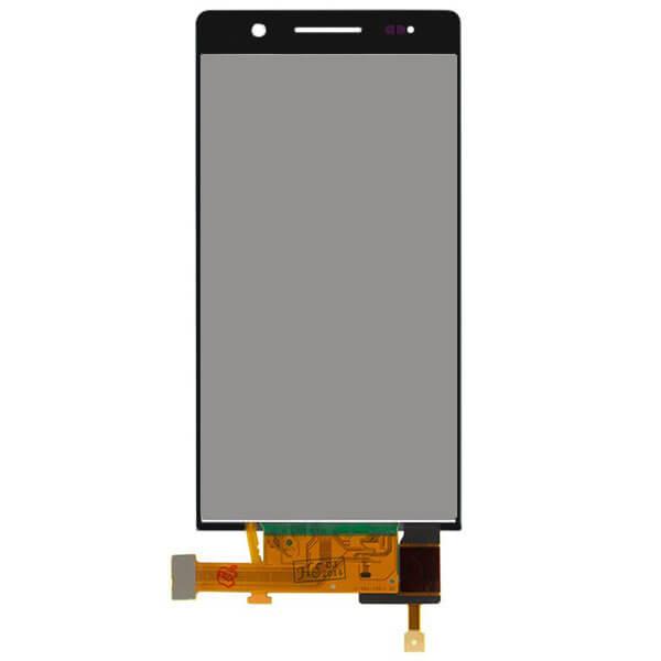تاچ ال سی دی گوشی موبایل هواوی HUAWEI P6 اورجینال مشکی