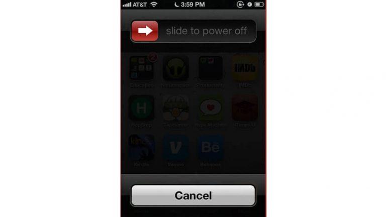 چرا دکمه هوم در گوشیهای آیفون کار نمیکند؟
