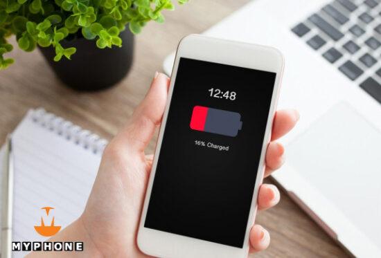 مشکلات باتری تلفن همراه