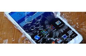 رفع آبخوردگی موبایل