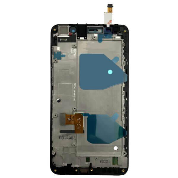 تاچ ال سی دی گوشی موبایل هواوی HUAWEI HONOR 4X اورجینال با فریم مشکی