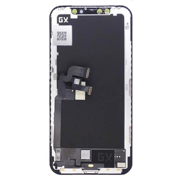 تاچ ال سی دی گوشی موبایل آیفون IPHONE X ساخت چین OLED مشکی