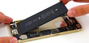راهنمای تعویض باتری آیفون ۶