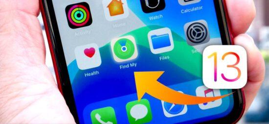 بررسی ویژگیهای ۱۳ iOS