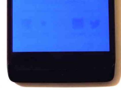 هاله تصویر در تلفن همراه چیست؟