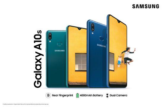 بررسی ویژگیهای گوشی Samsung Galaxy A10s