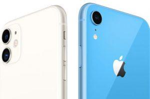 مقایسه iPhone 11 با iPhone XR